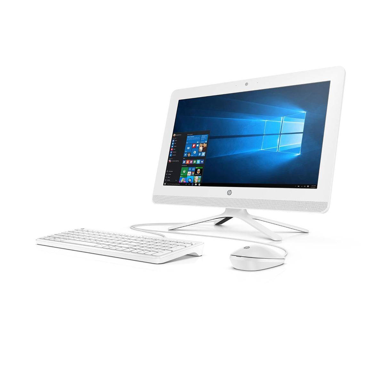 Pc De Bureau Hp All In One 20 C412nh Intel Celeron J400 4 Gb 1 Tb 19 5 Azyam Informatique